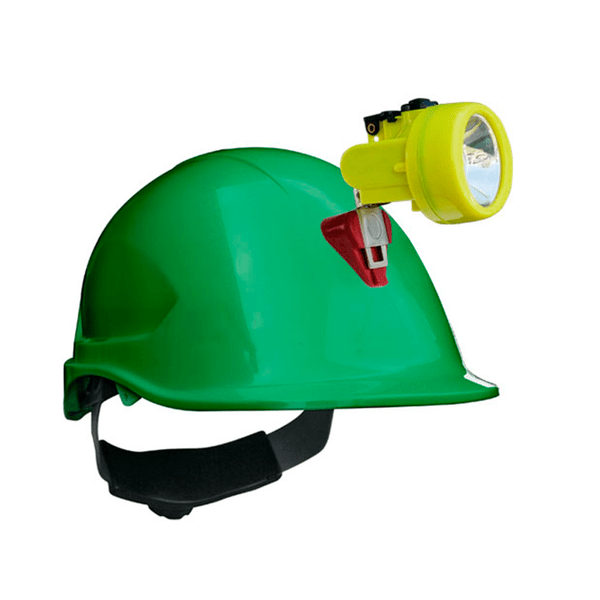 KIT-LAMPARA-MINERA-KL-6000---CASCO-ABS-MTA-VERDE-C-PORTALAMPARA