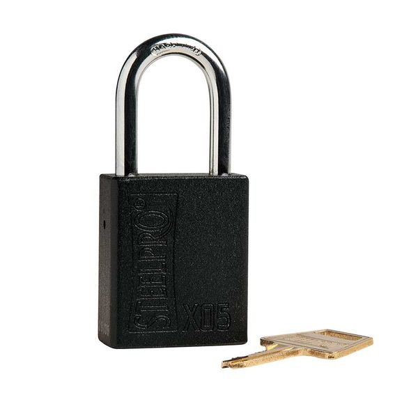 CANDADO-LOCK-OUT-STEEL-PRO-X05-NEGRO