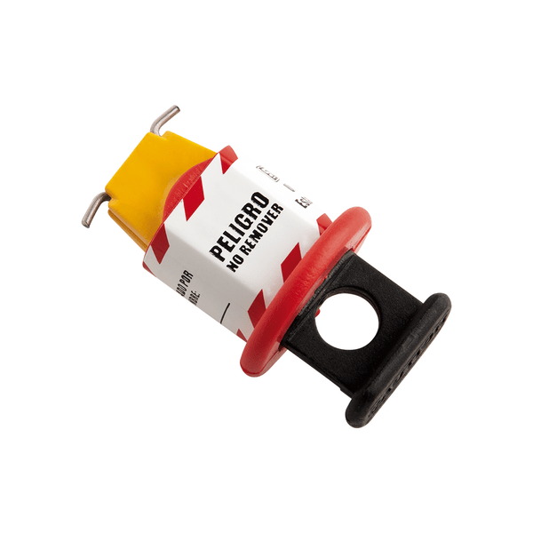 BLOQUEO-DE-BREAKER-ELECTRICO-AMARILLO-DE-13-MM