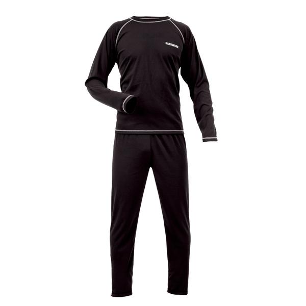 Conjunto-Interior-De-Polyester-Cool-Dry-HW-Negro