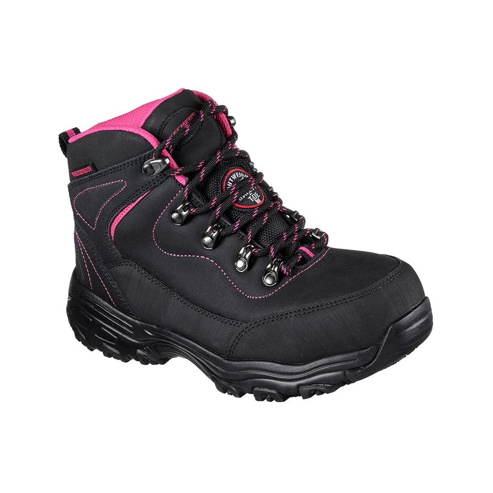 botas de seguridad skechers para damas